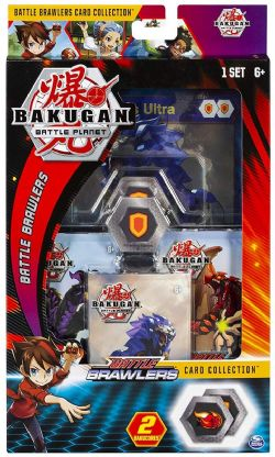 BAKUGAN -  COFFRET DELUXE HYDROROUS ULTRA (MULTILINGUE) -  BATTLE BRAWLERS