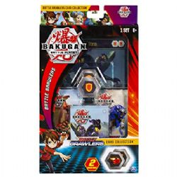 BAKUGAN -  COFFRET DELUXE NILLIOUS ULTRA (MULTILINGUE) -  BATTLE BRAWLERS