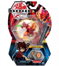 BAKUGAN -  CYNDEOUS (MULTILINGUE) -  BATTLE BRAWLERS