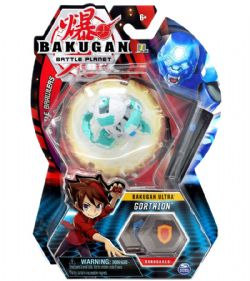 BAKUGAN -  GORTHION (MULTILINGUE) -  BATTLE BRAWLERS