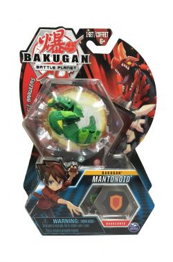 BAKUGAN -  MANTONOID (MULTILINGUE) -  BATTLE BRAWLERS