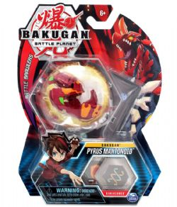 BAKUGAN -  PYRUS MANTONOID (MULTILINGUE) -  BATTLE BRAWLERS