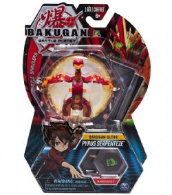 BAKUGAN -  PYRUS SERPENTEZE (MULTILINGUE) -  BATTLE BRAWLERS