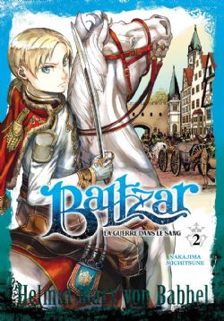 BALTZAR, LA GUERRE DANS LE SANG -  (V.F.) 02