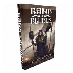 BAND OF BLADES (ANGLAIS)