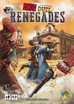 BANG! THE DUEL -  RENEGADES (ANGLAIS)