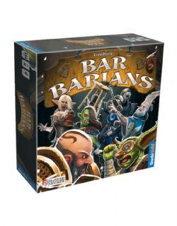 BAR BARBARIANS (ANGLAIS)