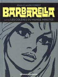BARBARELLA -  INTÉGRALE - SUIVI DE LES COLÈRES DU MANGE-MINUTES