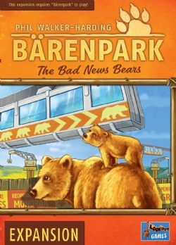 BARENPARK -  THE BAD NEWS BEAR (ANGLAIS)