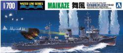 BATEAU -  I.J.N. DESTROYER MAIKAZE 1942 1/700 (DIFFICILE)