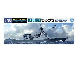 BATEAU -  J.M.S.D.F. DEFENSESHIP DD-116 TERUZUKI - 1/700