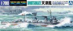 BATEAU -  JAPANESE NAVY DESTROYER AMATSUKAZE 1/700 (DIFFICILE)