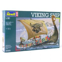 BATEAUX A VOILES -  VIKING SHIP 1/50