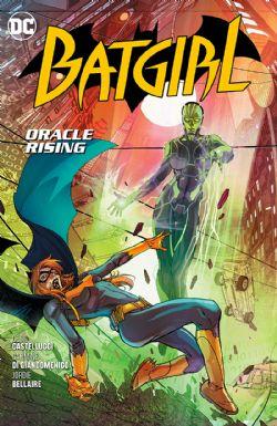 BATGIRL -  ORACLE RISING TP 07
