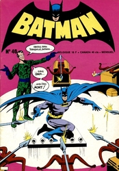 BATMAN -  ÉDITION 1976 46