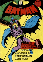 BATMAN -  ÉDITION 1976 47