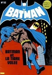 BATMAN -  ÉDITION 1976 52
