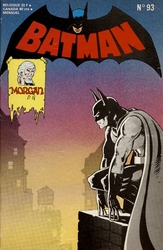 BATMAN -  ÉDITION 1980 93