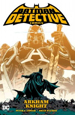 BATMAN -  ARKHAM KNIGHT TP -  DETECTIVE COMICS 02