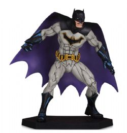 BATMAN -  BATMAN & DARKSEID BABY STATUE (15CM) -  DARK KNIGHTS METAL