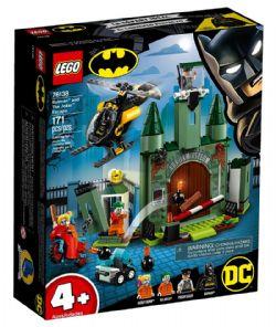 BATMAN -  BATMAN ET L'ÉVASION DU JOKER (171 PIÈCES) -  DC SUPER HEROES 76138