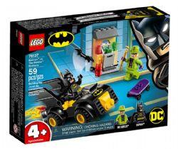 BATMAN -  BATMAN ET LE VOL DU SPHINX (59 PIÈCES) -  DC SUPER HEROES 76137