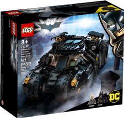 BATMAN -  BATMAN LA BATMOBILE TUMBLER : L'AFFRONTEMENT DE L'ÉPOUVANTAIL (422 PIÈCES) -  DC SUPER HEROES 76239