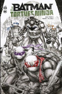 BATMAN -  BATMAN & LES TORTUES NINJA