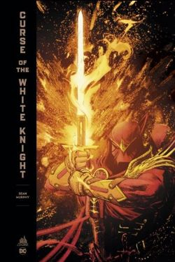 BATMAN -  CURSE OF THE WHITE KNIGHT (EDITION DE LUXE)