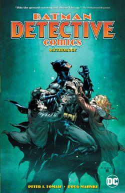 BATMAN -  DETECTIVES COMICS TP -  MYTHOLOGY 01