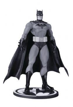 BATMAN -  FIGURINE ARTICULÉE NOIR ET BLANC (15.2CM) -  HUSH BY JIM LEE