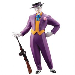 BATMAN -  FIGURINE DU JOKER DE BATMAN THE ANIMATED SERIES 6 POUCES