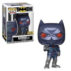 BATMAN -  FIGURINE POP! EN VINYLE DE BATMAN MURDER MACHINE (10 CM) 360