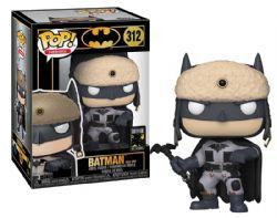 BATMAN -  FIGURINE POP! EN VINYLE DE BATMAN RED SON (10 CM) 312