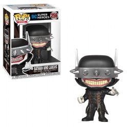BATMAN -  FIGURINE POP! EN VINYLE DE BATMAN WHO LAUGHS (10 CM) -  DARK NIGHTS PREVIEWS EXCLUSIVE 256