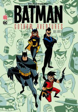 BATMAN -  GOTHAM AVENTURES 01