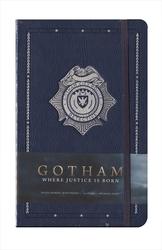 BATMAN -  GOTHAM - CARNET DE NOTES (192 PAGES) -  GOTHAM