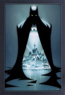 BATMAN -  IMAGE ENCADRÉE