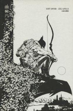 BATMAN -  L'AN ZÉRO  (EDITION N&B 80 ANS) -  BATMAN 80 ANS 03