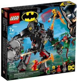 BATMAN -  LE ROBOT DE BATMAN CONTRE LE ROBOT DE POISON IVY (198 PIÈCES) 76117