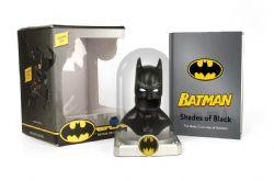 BATMAN -  LIVRET ET CAPUCHON DE BATMAN (15CM)