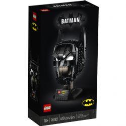 BATMAN -  MASQUE DE BATMAN (410 PIÈCES) 76182