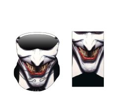BATMAN -  MASQUE POUR VISAGE DE JOKER