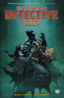 BATMAN -  MYTHOLOGY HC -  DETECTIVE COMICS 01