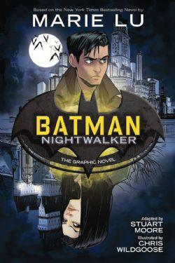 BATMAN -  NIGHTWALKER TP -  DC INK