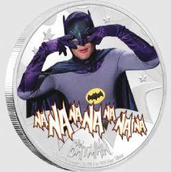 BATMAN -  SÉRIE TÉLÉ CLASSIQUE DE BATMAN™ : BATMAN™ -  PIÈCES DE LA NEW ZEALAND MINT (NOUVELLE-ZÉLANDE) 2020 01