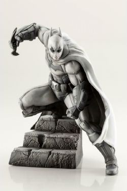 BATMAN -  STATUE ARTFX DE BATMAN -  BATMAN ARKHAM SERIES 10TH ANNIVERSARY LIMITED EDITION