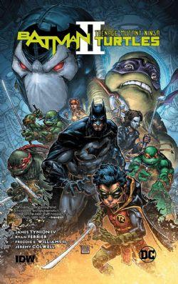 BATMAN/TEENAGE MUTANT NINJA TURTLES -  II TP