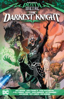 BATMAN -  THE DARKEST KNIGHT TP -  DARK NIGHTS DEATH METAL