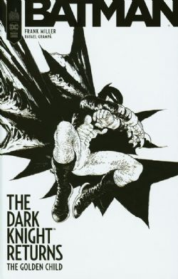 BATMAN -  THE GOLDEN CHILD (V.F.) -  DARK KNIGHT RETURNS, THE